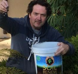 Feed your soil naturally! Diarmuid Gavin in the Irish Independent 27th July 2015