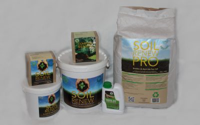 The Soil Renew Range of Products
